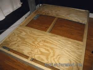 Plywood Platform Bed - strong and tough platform bed diy platform beds beds and plywood