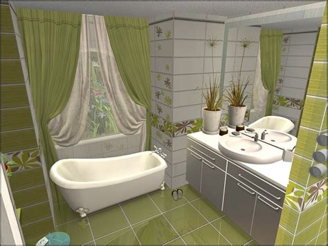 sims bathroom the sims 3 pinterest