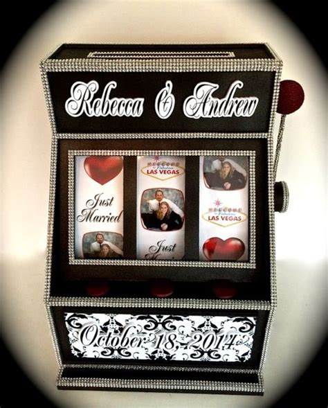Gift Card Slots - we ve done slot machine gift card boxes for all occasions but his special one was for