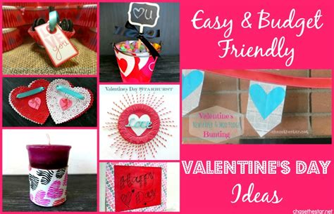 easy cheap valentines ideas easy and budget friendly s day ideas