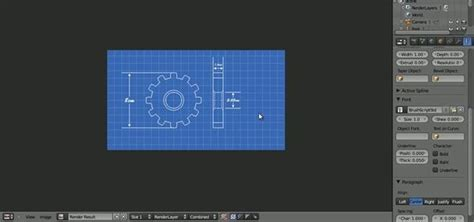 open source blueprint software how to create blueprints in blender 2 5 171 software tips