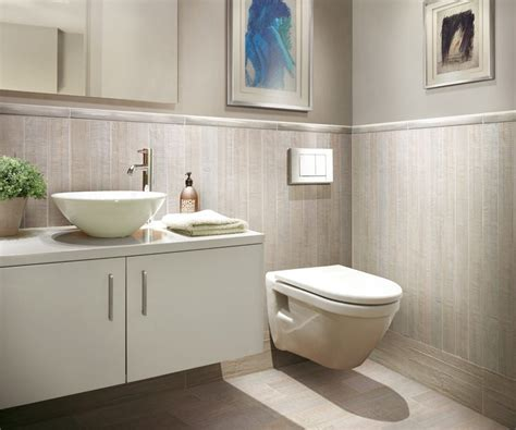 Porcelain Tile In Bathroom by Porcelain Plank Demeter Clarc
