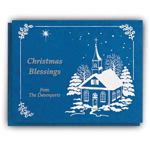 personalized religious cards walter
