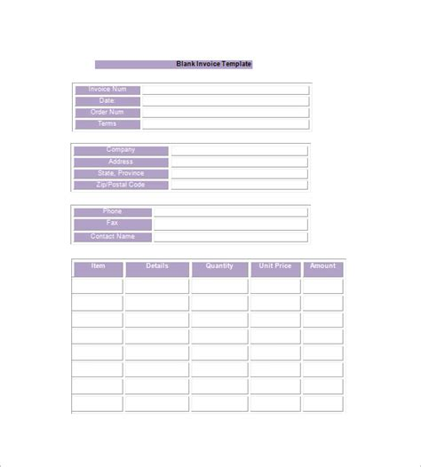 google doc invoice template choice image templates