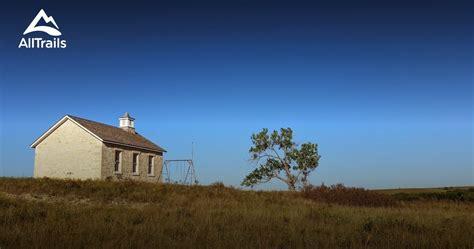 trails  tallgrass prairie national preserve