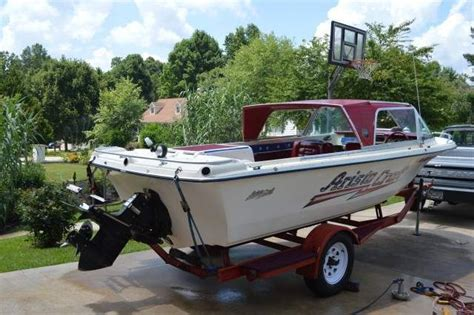 aristocraft nineteen boat for sale from usa - Boat Sales Us 19