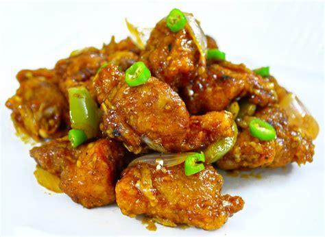 Chicken Crispy indo crispy chicken chilli recipe by archana s kitchen