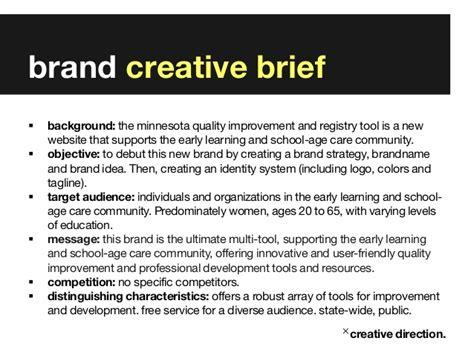 develop branding creative direction