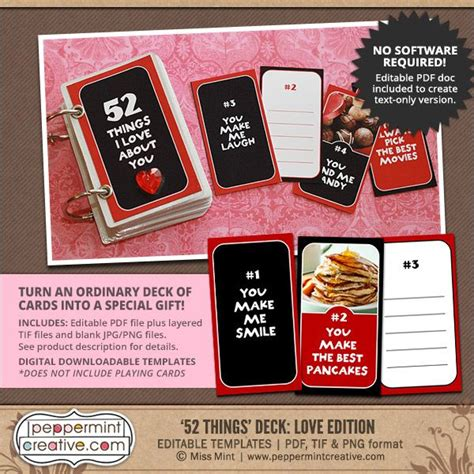 deck of cards valentines template 42 best images about valentines on how to
