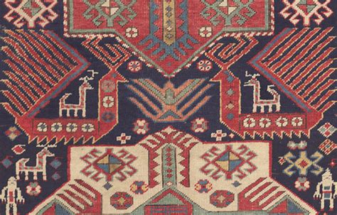 define rug article on the meaning of motifs used in tribal rugs
