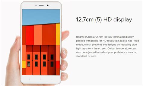 Sale Xiaomi Redmi 4a Gold Ram 2gb Rom 16gb xiaomi redmi 4a global edition 5 0 inch 2gb ram 32gb rom