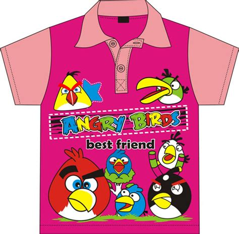 Kaos Design Bday Anak Foto Nama desain kaos wangki polo anak anak motif karakter hans clothing design