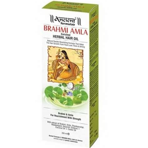 ramtirth brahmi hair oil brahmi amla oil hesh brahmi amla enriched herbal hair oil