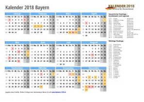 Kalender 2018 Schulferien Bayern Kalender 2018 Bayern Zum Ausdrucken 171 Kalender 2018
