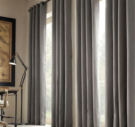 curtain rods modern design drapery ideas for the modern home
