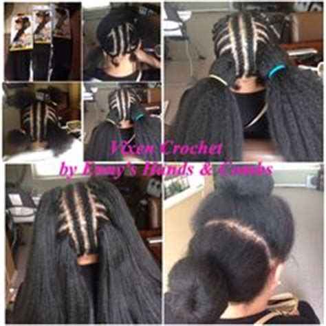 pattern hair meaning braided mohawk w crochet twists natural hair