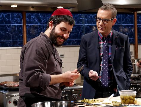 Back For Seconds At Food Network by Rabbi Shows Cooking Skills And Humor On Chopped