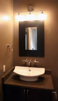 Pictures For Powder Room Fantastic Finishes On A Contemporary Denver Duplex