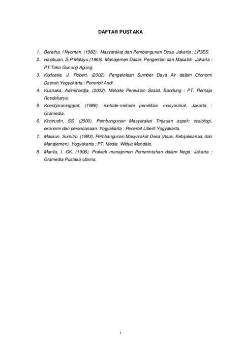 Pengelolaan Sumber Daya Air Robert J Kodoatie Roestam Sjarief makalah pemerintahan