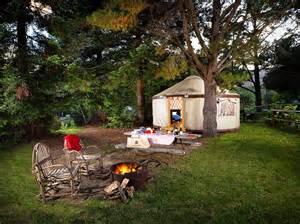 Permanent Tent Cabins capitan canyon yurt