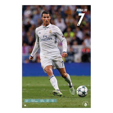 photo real madrid 2016 2017 real madrid ronaldo 2016 2017 poster iposters