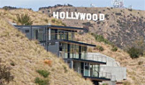 hollywood hills house by francois perrin the marly house employs neighborly design strategies