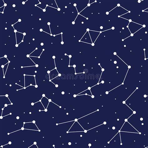 wallpaper cartoon constellations constellation seamless background pattern zodiac map