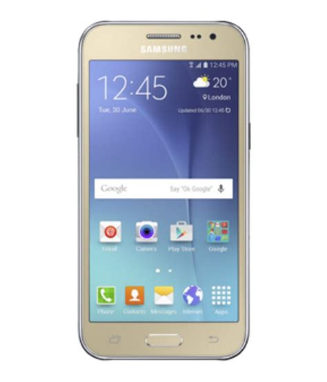 17 on samsung galaxy j2 8gb on snapdeal