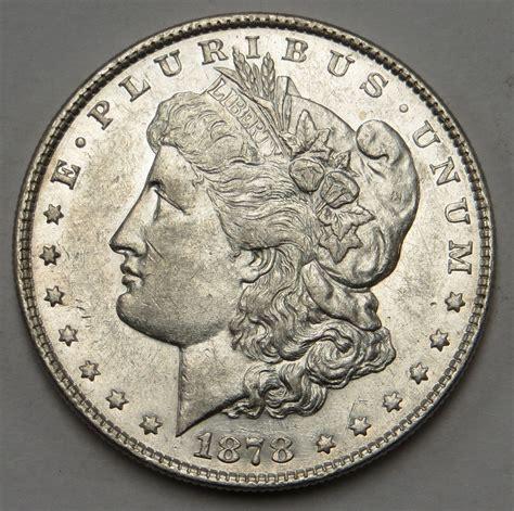 1878 silver dollar 1878 silver dollar ungraded ebay