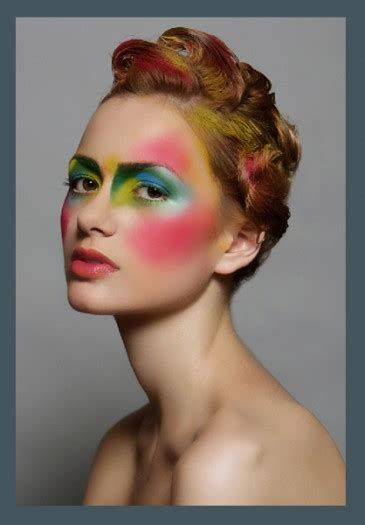 creative in make up but what we see in these hot girls wallpaper high fashion makeup looks asheclub blogspot com
