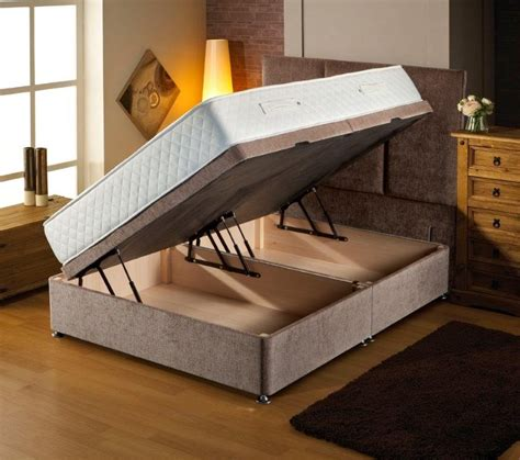 ottoman base bed dura beds ottoman bed base only dura beds