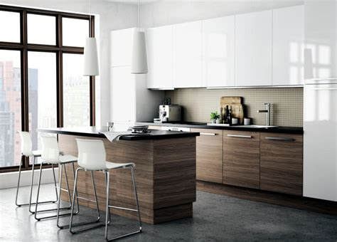 Kitchen Cabinets Do It Yourself kitchen wood color with white cabinets interior design