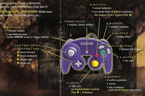 gamecube layout resident evil 1 gamecube remake review re reinvents
