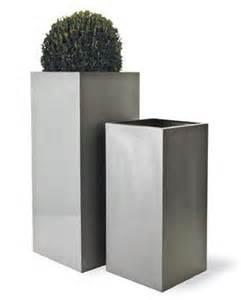 geo square planter