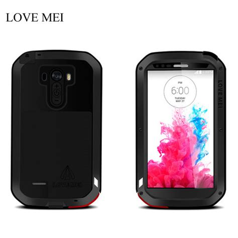 Mei Lg G3 By Ebenstore aliexpress buy mei for lg g3 metal