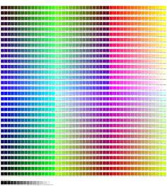 html hex colors html colors sorted by hex value codes techtips000