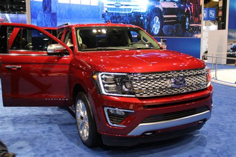 New Ford Expedition Redesign 2018 by Release Date For The 2018 Ford Expedition