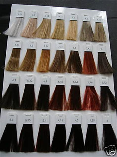 loreal inoa supreme colour chart loreal inoa hair color in 2016 amazing photo