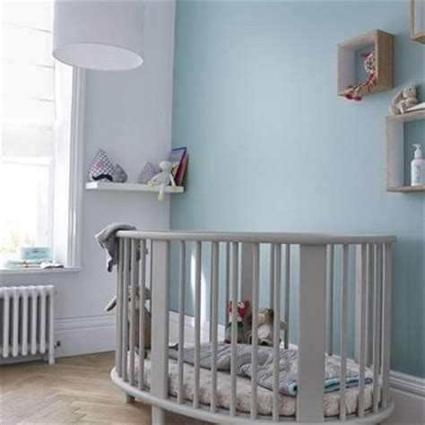 Bien Couleur Chambre Bebe Mixte #1: peinture-chambre-bebe-bleu-castorama.jpg