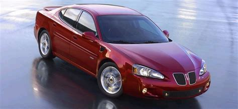 pontiac last year of production pontiac grand prix parts genuine gm car parts at