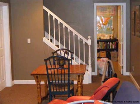 successful basement remodeling on a budget small basement remodeling freedom builders remodelers