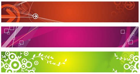 design banner in coreldraw free download banner