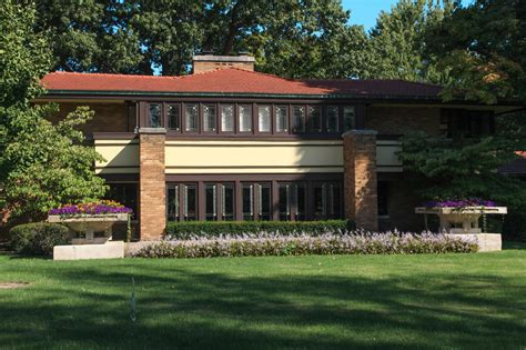 Millikin Place: Prairie Style Homes   Illinois in Focus: A