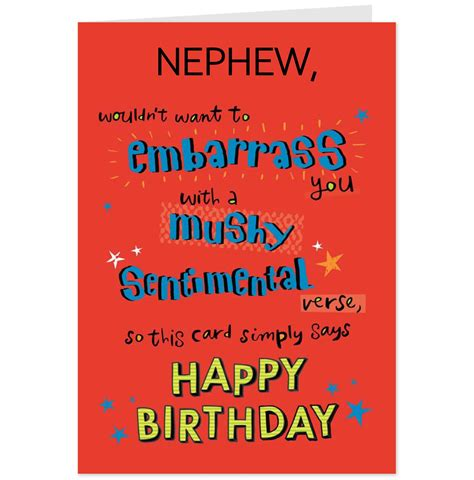 Happy Birthday Nephew Quotes Nephew Birthday Quotes Quotesgram