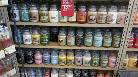 outlet candele yankee candle outlet lake george ny candles decoration
