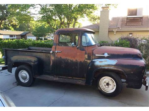 ford f100 for sale 1956 ford f100 for sale classiccars cc 971938
