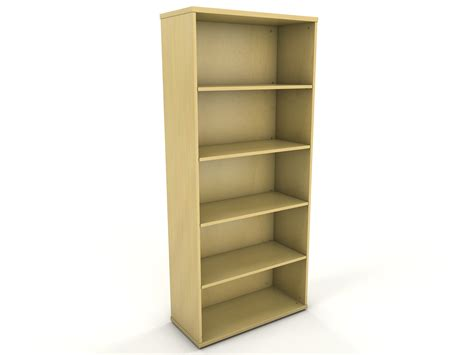 Maple Bookcase by Maple Bookcase Icarus Office Furniture