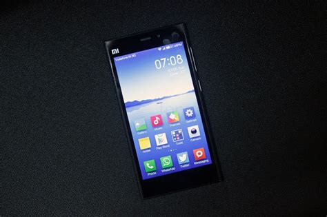 xiaomi mi3 review xiaomi mi3 photo gallery