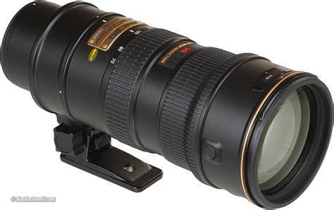 Lensa Nikon 70 200 nikon 70 200mm f 2 8 vr