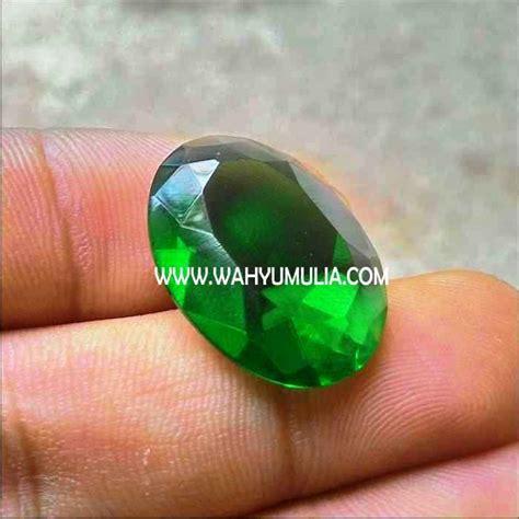 Harga Batu Cincin Meteor Hitam batu green tektit kode 278 wahyu mulia